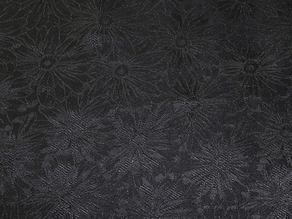 Metallic Brocade Fabric Black | Fabric | Dress Fabrics ...