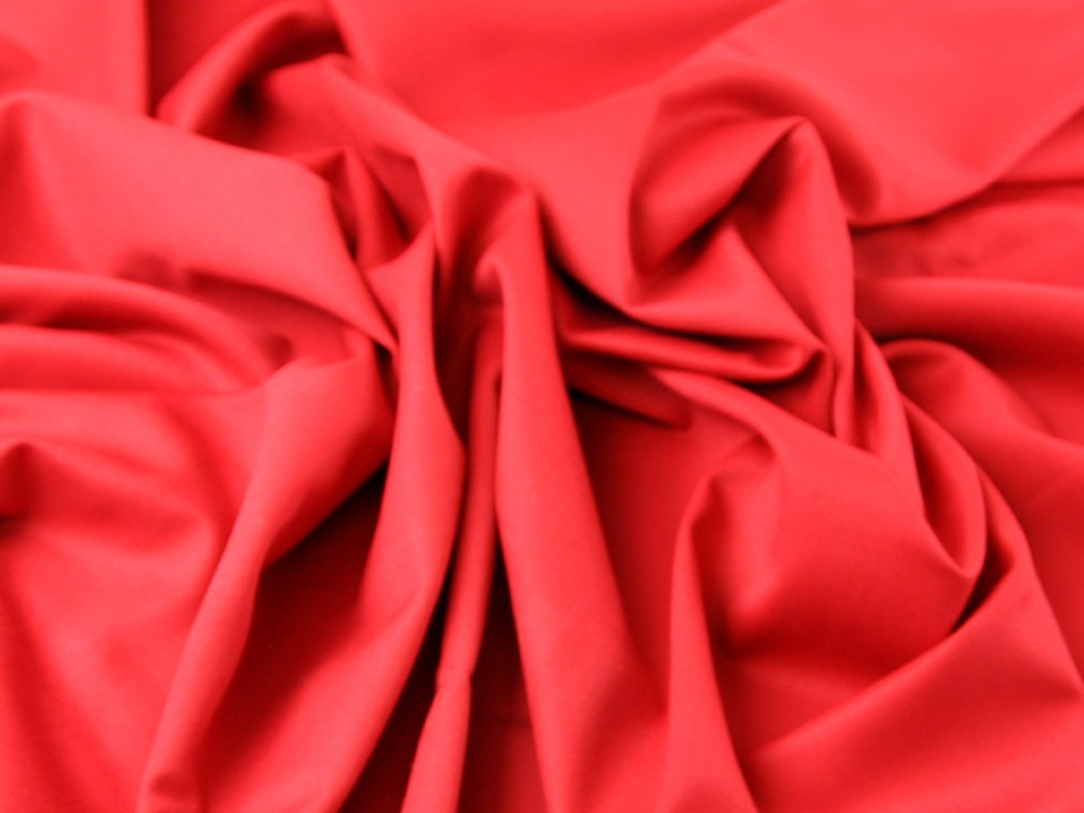 fabric, red, wool, twill