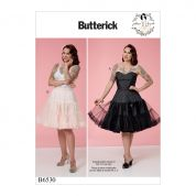 Butterick Sewing Pattern 6530
