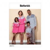 Butterick Sewing Pattern 6531