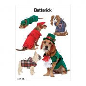 Butterick Sewing Pattern 6536