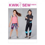 Kwik Sew Sewing Pattern 4214