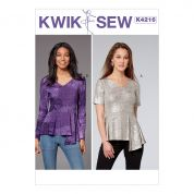 Kwik Sew Sewing Pattern 4216