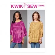 Kwik Sew Sewing Pattern 4218