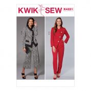 Kwik Sew Sewing Pattern 4221