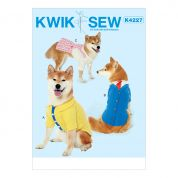 Kwik Sew Sewing Pattern 4227