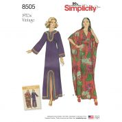 Simplicity Sewing Pattern 8505