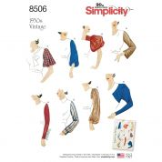 Simplicity Sewing Pattern 8506