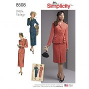 Simplicity Sewing Pattern 8508