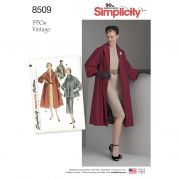 Simplicity Sewing Pattern 8509