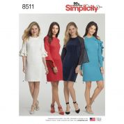 Simplicity Sewing Pattern 8511