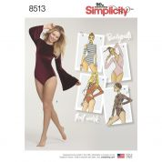 Simplicity Sewing Pattern 8513