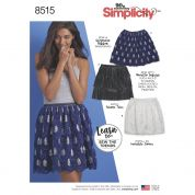 Simplicity Sewing Pattern 8515