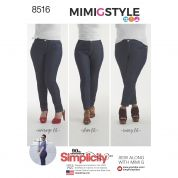 Simplicity Sewing Pattern 8516