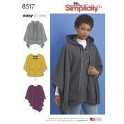 Simplicity Sewing Pattern 8517