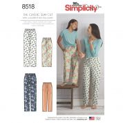 Simplicity Sewing Pattern 8518