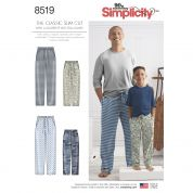Simplicity Sewing Pattern 8519