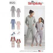 Simplicity Sewing Pattern 8520