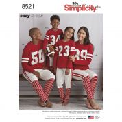 Simplicity Sewing Pattern 8521