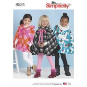 Simplicity Sewing Pattern 8524