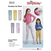 Simplicity Sewing Pattern 8525
