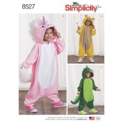 Simplicity Sewing Pattern 8527