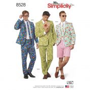 Simplicity Sewing Pattern 8528