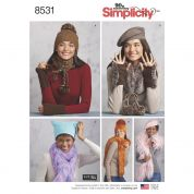 Simplicity Sewing Pattern 8531