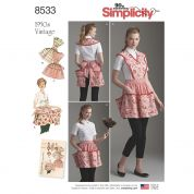 Simplicity Sewing Pattern 8533
