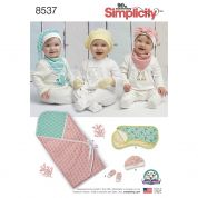 Simplicity Sewing Pattern 8537