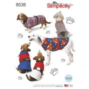 Simplicity Sewing Pattern 8538