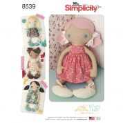 Simplicity Sewing Pattern 8539