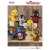 Simplicity Sewing Pattern 8540