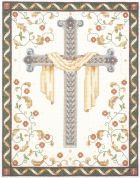 Janlynn Counted Cross Stitch Kit His Cross