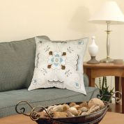 Janlynn Candlewicking Kit Kaleidoscope Pillow