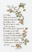 Janlynn Counted Cross Stitch Kit The Lord's Prayer