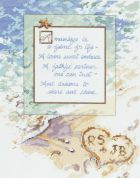 Janlynn Counted Cross Stitch Kit A Marriage is