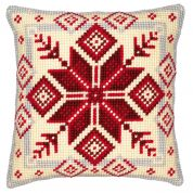 Vervaco Cross Stitch Kit Cushion Kit Geometric