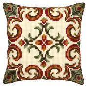 Vervaco Cross Stitch Kit Cushion Kit Geometric Design