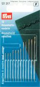 Prym Assorted Household Needles with Gold Eye