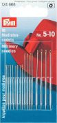 Prym Millinery Sewing Needles with Gold Eye
