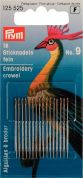 Prym Fine Embroidery Needles