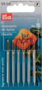 Prym Sharp Point Chenille Embroidery Needles