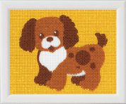 Vervaco Beginners Tapestry Kit Puppy