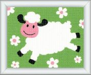 Vervaco Beginners Tapestry Kit Sheep