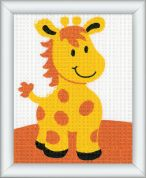 Vervaco Beginners Tapestry Kit Giraffe