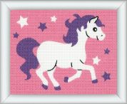 Vervaco Beginners Tapestry Kit Horse