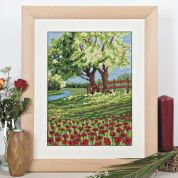 Twilleys of Stamford Spring Poppies Tapestry Kit
