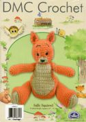 DMC Sally Squirrel Toy Petra Crochet Pattern