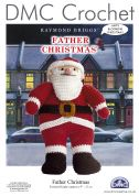 DMC Father Christmas Toy Petra Crochet Pattern